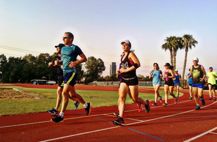 קבוצת ריצה בתל אביב