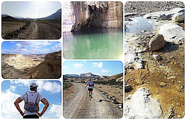 ריצת הכנה במדבר