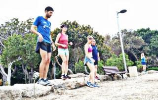 ריצה אורבנית
