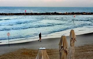 הים יפה הבוקר